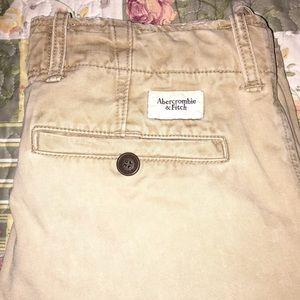 Men's Khakis By Abercrombie&Fitch 32/30 EUC